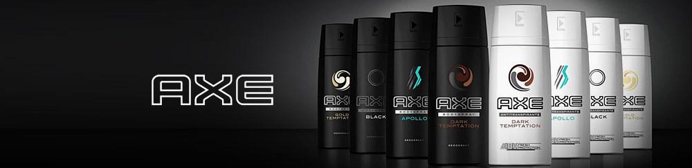 Desodorantes AXE