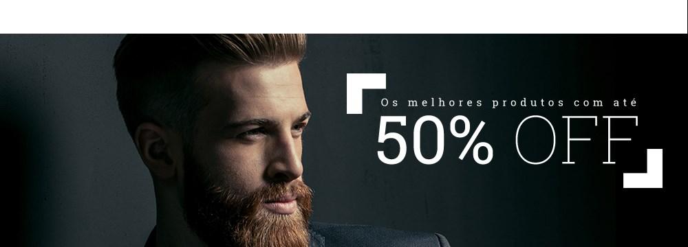 50%OFF Mundo Homem