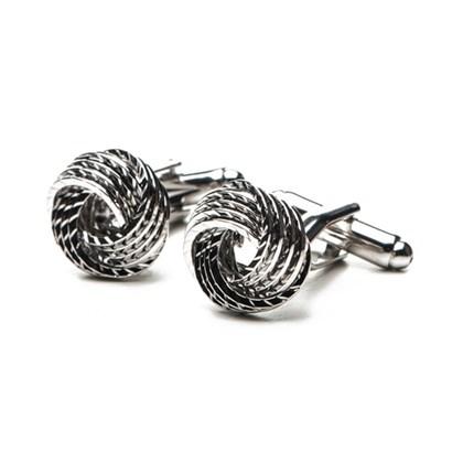 Abotoadura Key Design Knot
