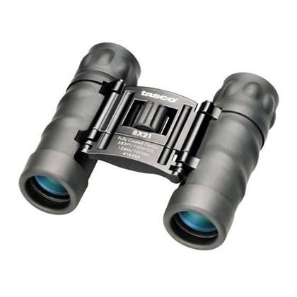 Binóculo Tasco 8x21mm Essentials Preto