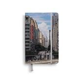 Caderno Rascunho Square Coleção São Paulo  - Avenida São João