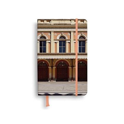 Caderno Rascunho Square Coleção São Paulo - Estação Da Luz