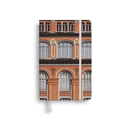 Caderno Rascunho Square Coleção São Paulo - Estação Pinacoteca