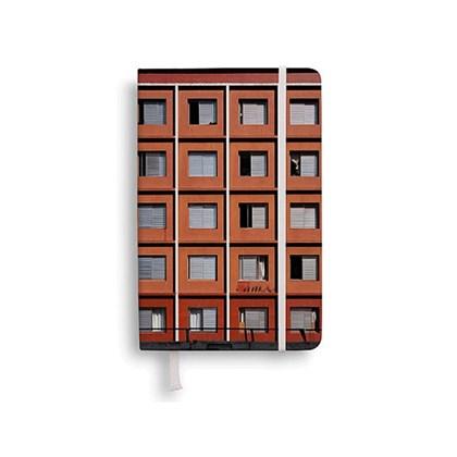Caderno Rascunho Square Coleção São Paulo - Minhocão