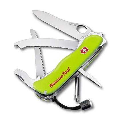 Canivete Victorinox RescueTool Fotoluminescente 15 Funções