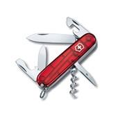 Canivete Victorinox Spartan 12F Vermelho Translucido