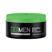Cera Modeladora 3D Men Molding Wax 100ml