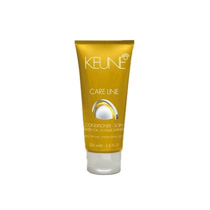 Condicionador Keune Care Line Satin Oil 200ml