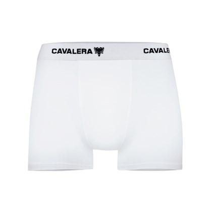 Cueca Boxer Basic Cavalera Branca QE5485 001