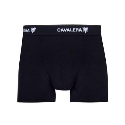 Cueca Boxer Basic Cavalera Preta QE5485 008