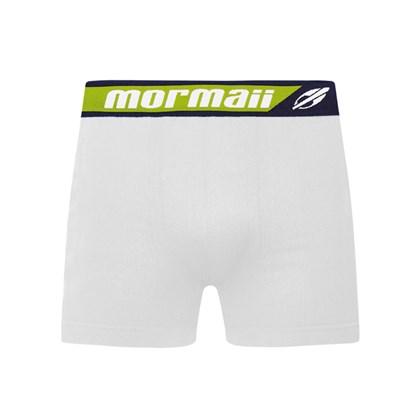 Cueca Boxer Mormaii Sem Costura CE0732 Branco EG