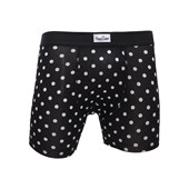 Cueca Happy Socks Dot Boxer Brief Bolas MUWJB-DOT-099