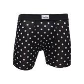 Cueca Happy Socks Dot Boxer Brief Bolas MUWJB-DOT-099