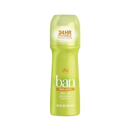 Desodorante Ban Roll-On Fresh Cotton 103ml