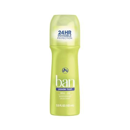 Desodorante Ban Roll-On Powder Fresh 103ml