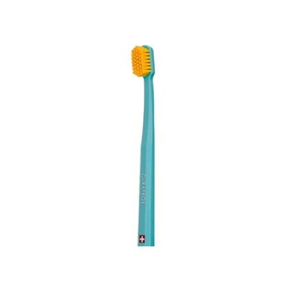 Escova Dental Curaprox 3960 Super Soft Verde Claro e Amarela