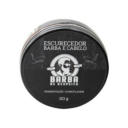Escurecedor de Barba e Cabelo Barba De Respeito 110g