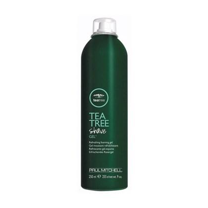 Espuma de Barbear Paul Mitchell Tea Tree Shave Gel 200ml