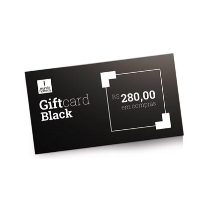 Gift Card Black 280