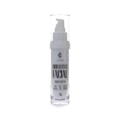 Hidratante Facial Urban Detox Cia. da Barba 30g
