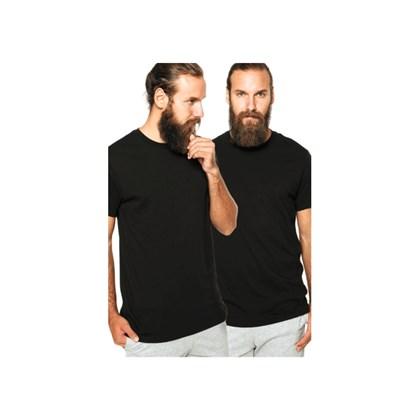 Kit 2 Camisetas Calvin Klein Basic Preto