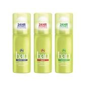Kit Desodorante Ban Roll-On 44 ml