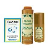 Kit Granado Rosto & Corpo