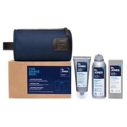 Kit para Barbear Dr. Jones The Shave Box