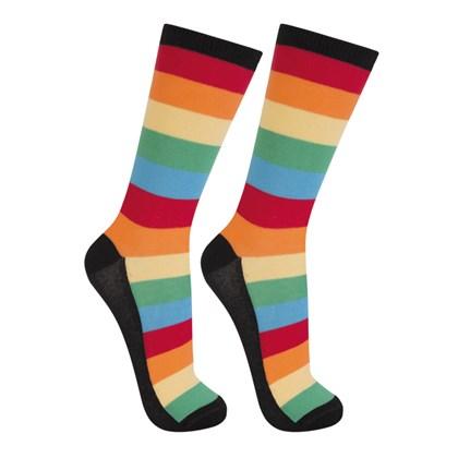 Meia Cano Longo Casual Multicolor Trifil T07033-9992 38-43