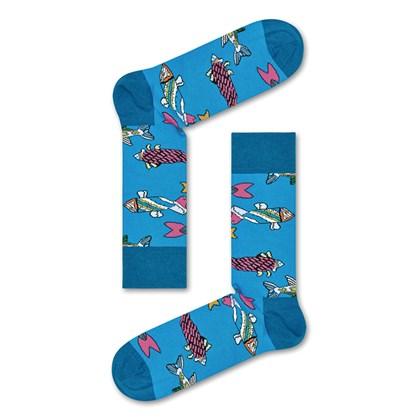 Meia Happy Socks BEA01-6001 34-38