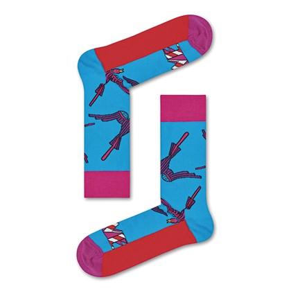 Meia Happy Socks BEA01-6005 34-38