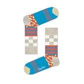 Meia Happy Socks MIM01-1000 39-44