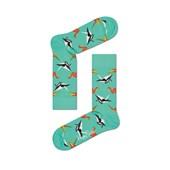Meia Happy Socks Origami Sock - ORI01-7000