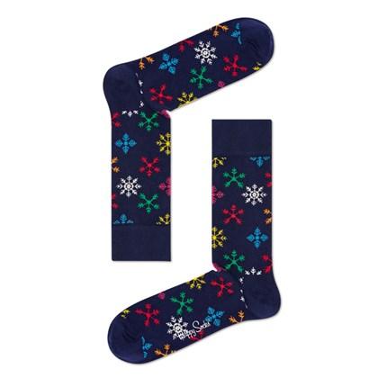 Meia Happy Socks SNF01-6000 34-38