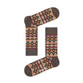 Meia Happy Socks Temple - TEM01-8000 34-38