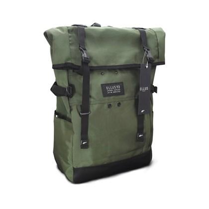 Mochila Sport Backpack Ellus Verde 50ZW925