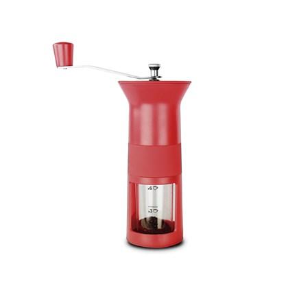 Moedor de Café Manual Bialetti Vermelho 10490402