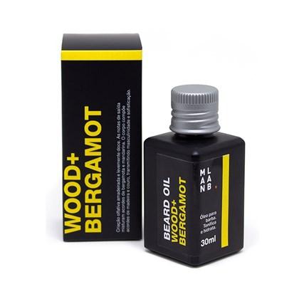 Óleo Para Barba Man Lab Beard Oil Wood and Bergamot 30ml
