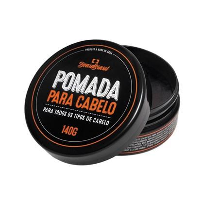Pomada Modeladora para Cabelo Beard Brasil 140g