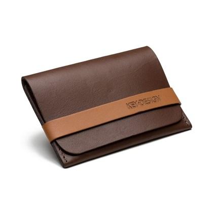 Porta Cartão Key Design Prouve Marrom