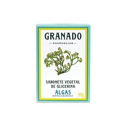 Sabonete Vegetal de Glicerina e Algas Granado 90g