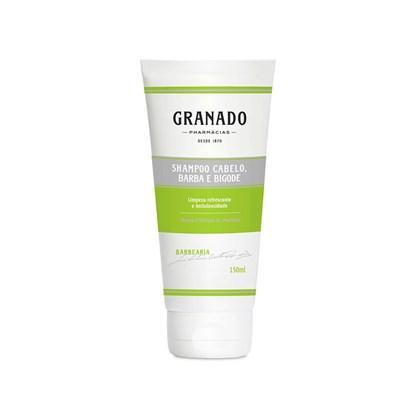 Shampoo Cabelo, Barba e Bigode Granado 150ml