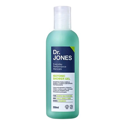 Shampoo Cabelo e Corpo Dr. Jones Isotonic Shower Gel