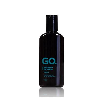 Shampoo de Barba GO Fresh 140ml