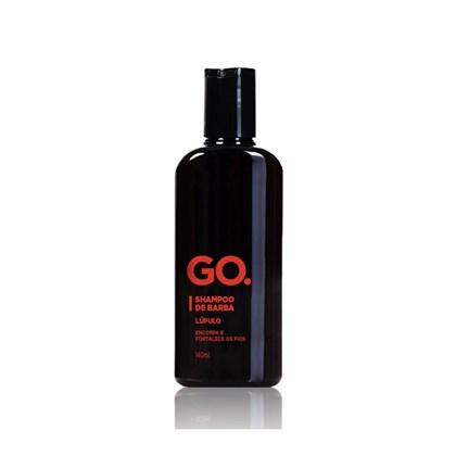 Shampoo de Barba GO Lupulo 140ml