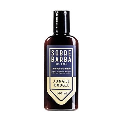 Shampoo de Barba Sobrebarba Jungle Boogie 140ml