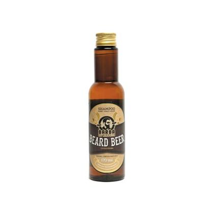 Shampoo De Cerveja Barba De Respeito 170ml