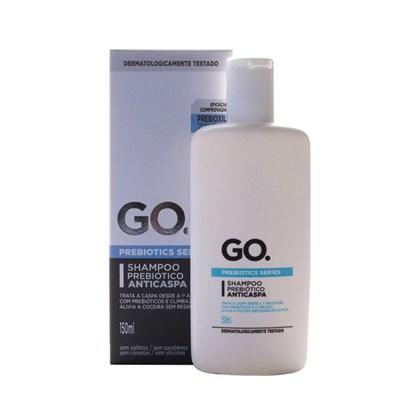 Shampoo Prebiótico GO Anticaspa 150ml