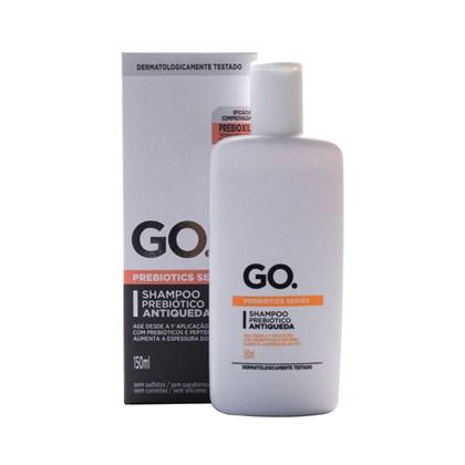 Shampoo Prebiótico GO Antiqueda 150ml